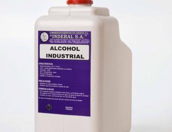 Alcohol Etílico Industrial de 94° GL.