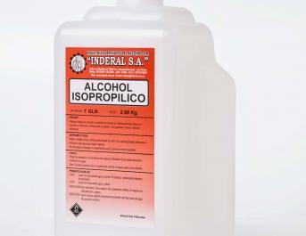 Alcohol Isopropilico - IPA