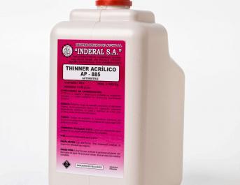 Thinner Acrílico AP-885 (No Fiscalizado)