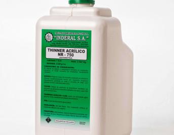 Thinner Acrílico NR-750 (No Fiscalizado)