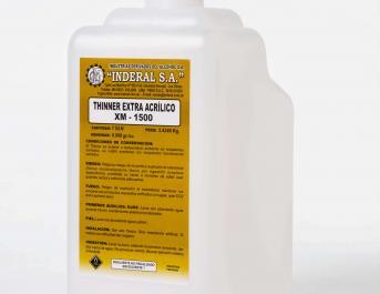 Thinner Extra Acrílico XM-1500