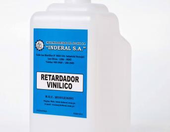 Retardador Vinílico