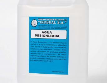 Agua Desionizada I